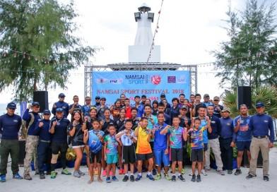 สมาคมปัญจกีฬาแห่งประเทศไทยจัดการแข่งขัน Laser Run ชิงแชมป์ประเทศไทย