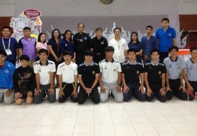 อุปนายกสมาคมกีฬาปัญจกีฬาแห่งประเทศไทย พร้อมเจ้าหน้าที่ฯ เดินทางไปปฏิบัติหน้าที่และเตรียมการในกีฬาชาติ