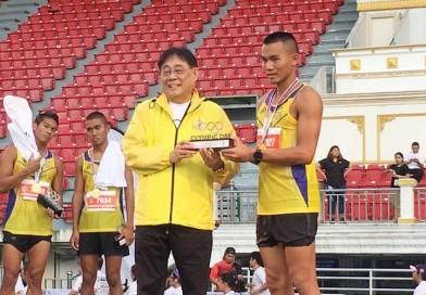 สมาคมกีฬาปัญจกีฬาแห่งประเทศไทย ได้ส่งนักกีฬาปัญจกีฬา จำนวน 5 คน เข้าร่วมกิจกรรมเดิน-วิ่ง 2019 Olympic Day