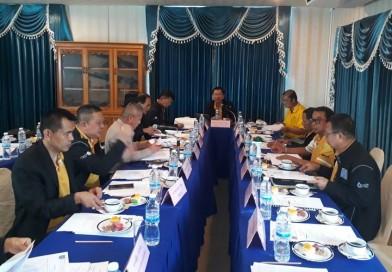 นายกสมาคมฯ เป็นประธานการประชุมคณะกรรมการบริหารสมาคม ฯ ครั้งที่ 6/2562 ประจำเดือน ก.ค.62