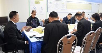 สรุปมติที่ประชุมคณะกรรมการกำกับ และติดตามนโยบาย สมาคมกีฬาปัญจกีฬาแห่งประเทศไทย