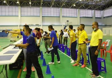 อบรมผู้ตัดสินกีฬาปัญจกีฬา Laser Run (วิ่ง – ยิงปืน) และกติกา (ภาคปฏิบัติ)