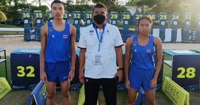 ผลการแข่งขันปัญจกีฬารายการ UIPM 2021 Youth World Championships ระหว่างวันที่ 18-19 ก.ย.64